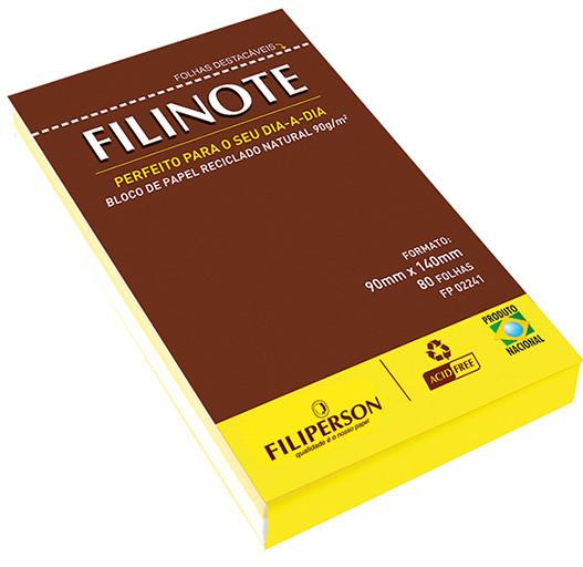 Filinote Reciclado - FP03794