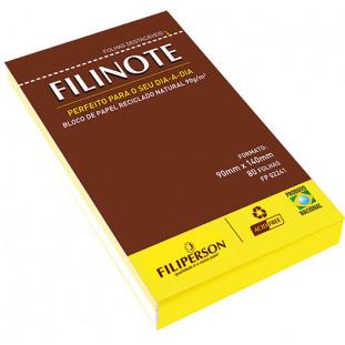 Filinote Reciclado - FRETE GRÁTIS - FP03794